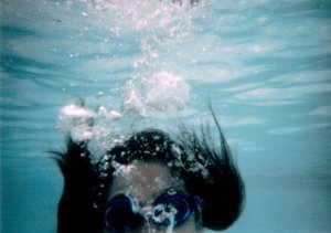 Look at Me, I'm Drowning by neener nina is licensed under CC BY 4.0